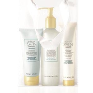 Mary Kay Fragrance-Free Satin Hands Pampering Set